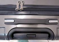 Sada 2 cestovních kufrů T-Class® TC628,s TSA zámkem růžová