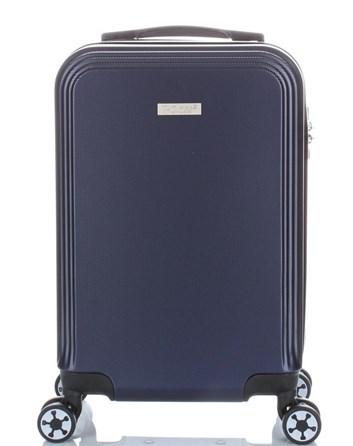 Cestovní  kufr   T-Class® TC1360M1, palubní velikost , modrý