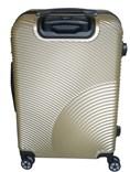 Sada 3 cestovních kufrů T-Class® TC2011 s TSA zámkem matná champagne