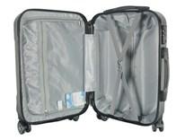 Sada 2 kufrů T-Class 1360 champagne, ABS plast, TSA zámek