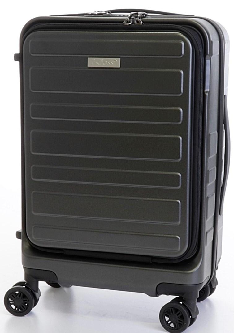 Cestovní  kufr T-Class 1981, vel. M - palubní , TSA zámek šedý