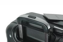 Sada 3 cestovních kufrů T-Class® TC2011 s TSA zámkem matná modrá