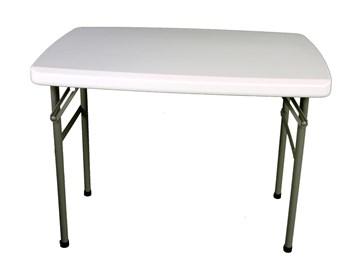 Skládací plastový campingový stolek 77 x 50cm