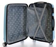 Sada 3 cestovních kufrů T-Class 902 modrá