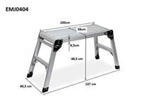 Hliníková pracovní plošina - K52