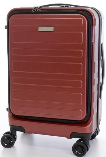 Cestovní  kufr T-Class 1981, vel. M - palubní , TSA zámek ,vínový