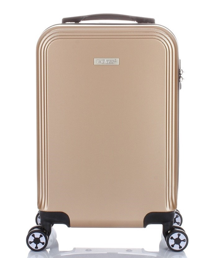 cestovní  kufr  T-Class , palubní velikost , champagne