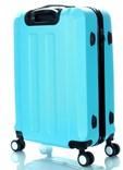 Sada 3 kufrů T-Class TPL3011 ABS modrá