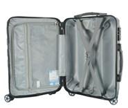 Sada 3 kufrů T-Class TC628,s TSA zámkem tmavě šedá