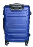 Sada 3 cestovních kufrů T-Class TC618 s TSA zámkem modrá