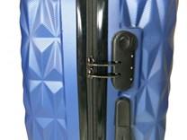 Sada 3 kufrů T-Class TPL3025 ABS modrá