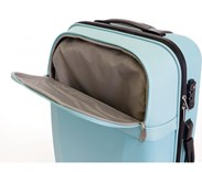 Sada 2 Business kufrů T-Class 1424HCH s TSA zámkem, s váhou a s USB přípojkou