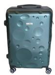 Sada 2 cestovních kufrů T-Class® TC628,s TSA zámkem zelená
