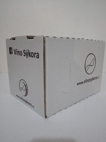 Rulandské bílé 2020 Moravské zemské víno 3l Bag in box