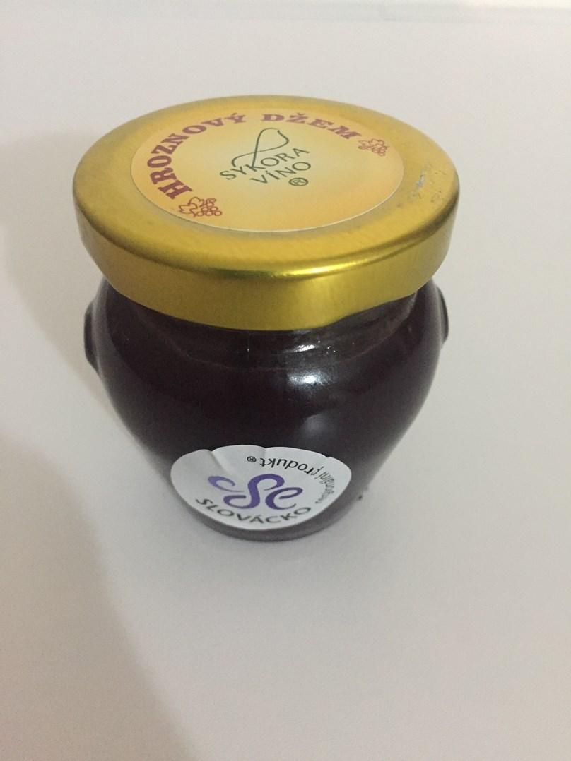 Hroznový džem červený - marmeláda