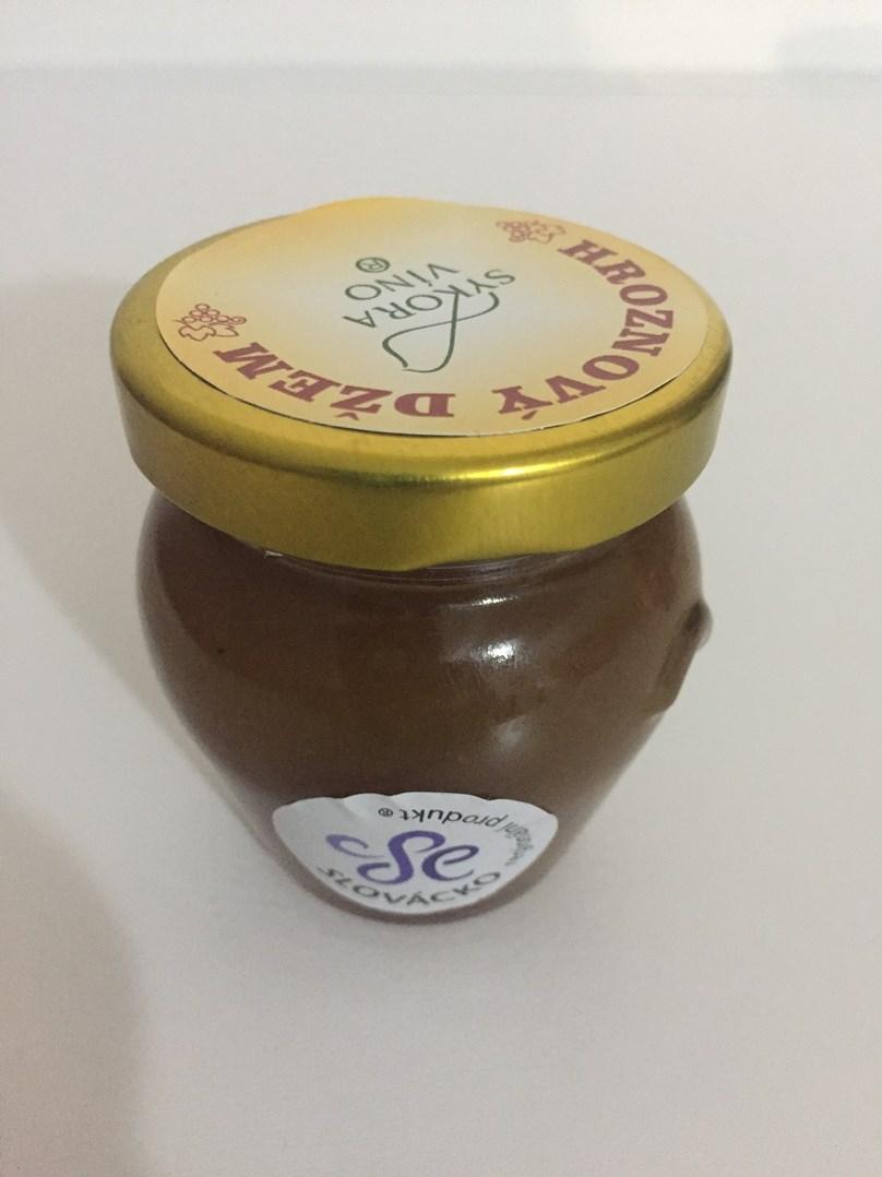 Hroznový džem bílý- marmeláda