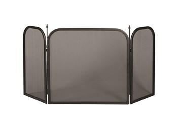 Lienbacher Ochranná zástěna skládací 3-stěny 50cm střed,  24cm boky,  výška 50cm