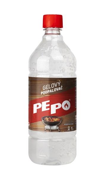PE-PO gelový podpalovač 1l