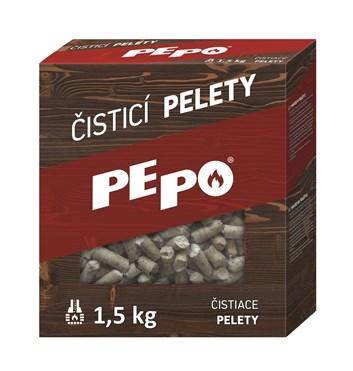 PE-PO čistící pelety 1,5 Kg