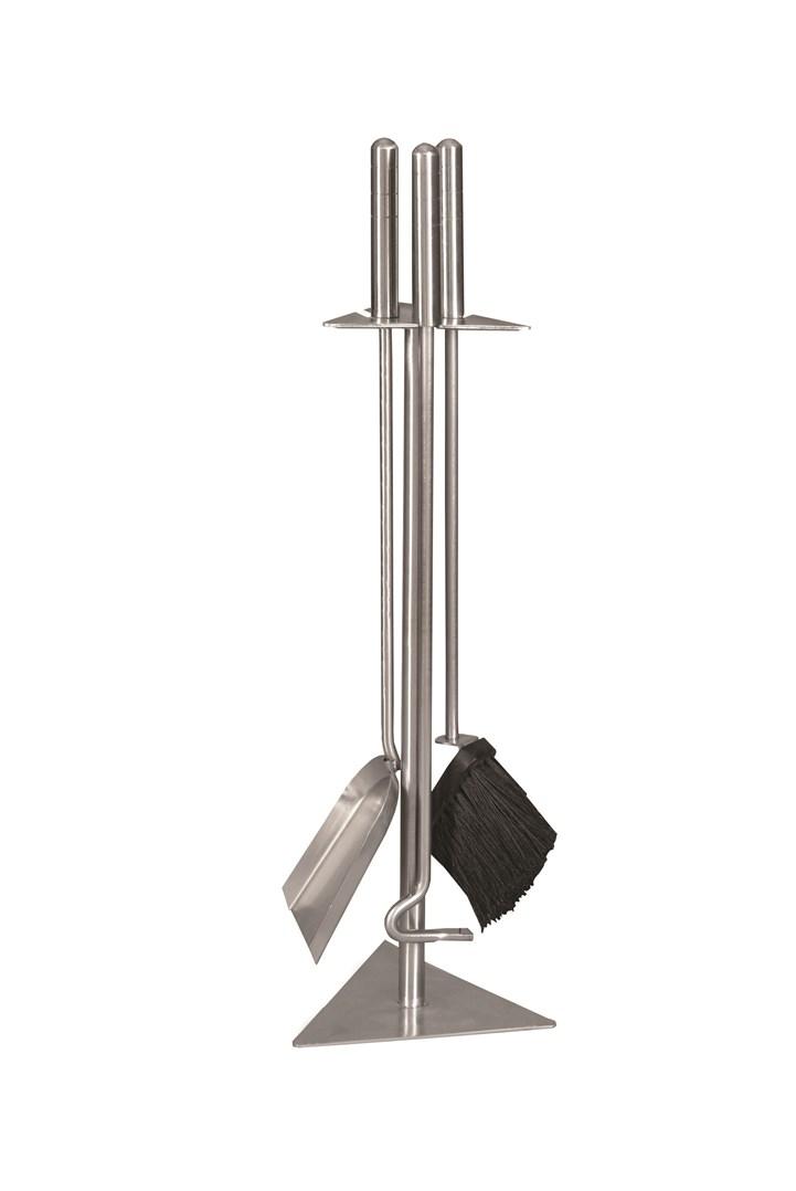 Lienbacher Krbové nářadí nerezové 3 díly, výška 66cm