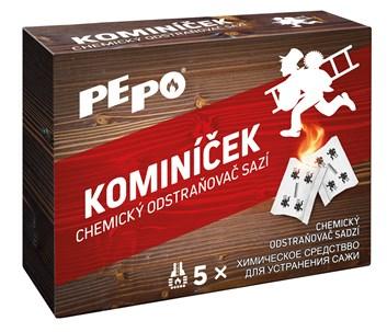PE-PO kominíček  5x14g