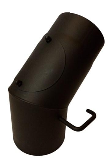 Koleno s klapkou 45° / 200mm/1,5mm čistící