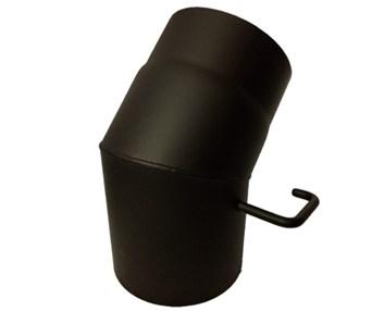 Koleno s klapkou 45° / 160mm/1,5mm