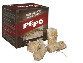 PE-PO dřevitá vlna 32 ks