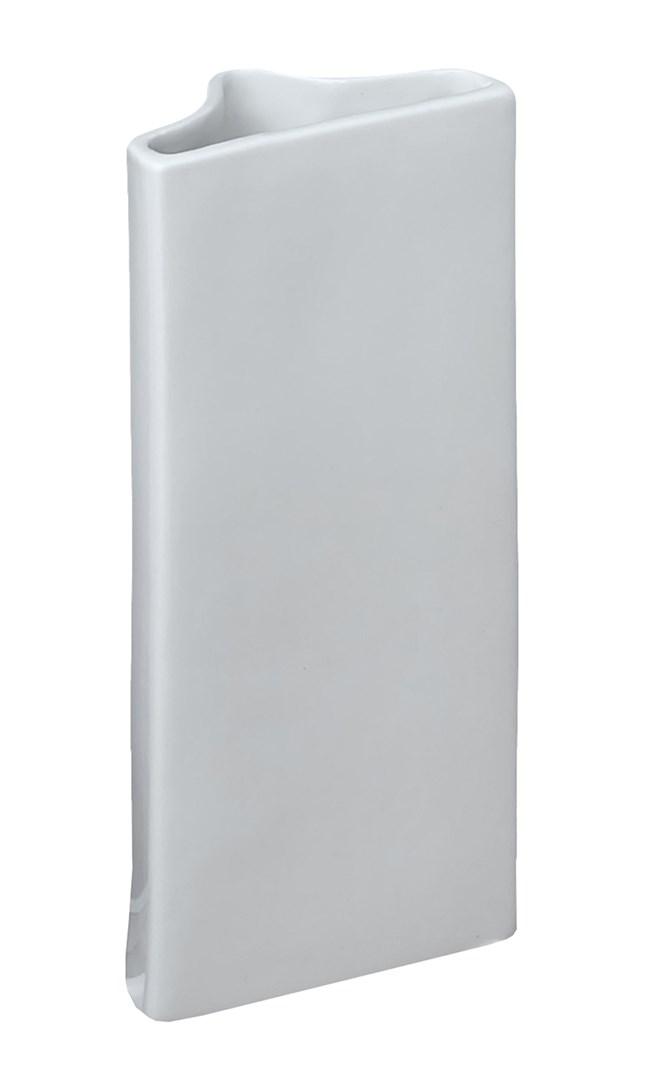 Lienbacher Keramický odpařovač-zvlhčovač na radiátory, bílý  š/h/v   8/4,5/ 21 cm
