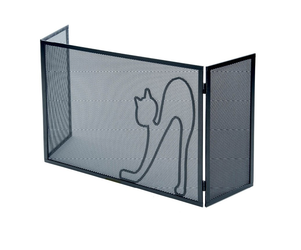 Lienbacher Ochranná zástěna skládací 3-stěny 60 cm střed,  20 cm boky,  výška 60cm