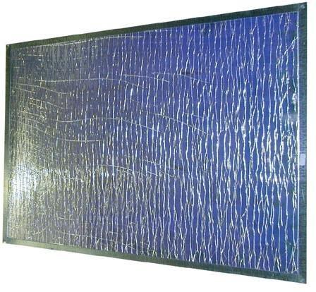 Zástěna ke krbovým kamnům REFLEX  920x610mm Teplotní odolnost do 100°C
