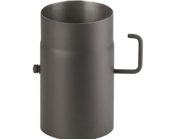 Trubka 250 / 180mm/1,5mm s klapkou