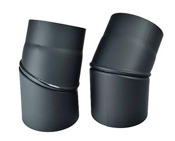 Koleno nastavitelný úhel 0-45° / 200mm/1,5mm