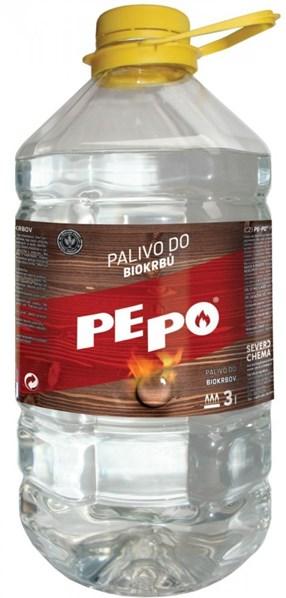 PE-PO palivo do biokrbů 3l