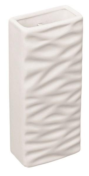 Lienbacher Keramický odpařovač-zvlhčovač na radiátory, bílý  š/h/v   8,5/4/ 20 cm