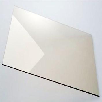 Žáruvzdorné sklo na míru cena / 1cm2