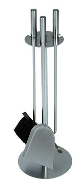 Lienbacher Krbové nářadí nerezové 3 díly, výška 70cm