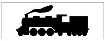 Železniční značky