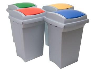 Odpadkový koš Recycling