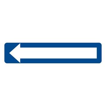 Dopravní značka IP4a - Jednosměrný provoz