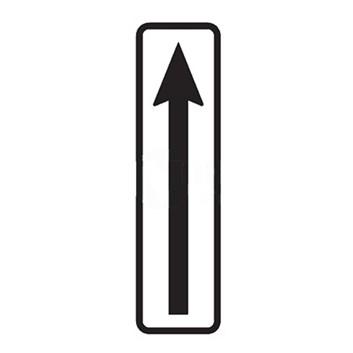 Dopravní značka E8a - Začátek úseku