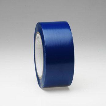 Podlahová páska Modrá