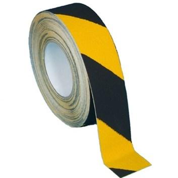Protiskluzová páska žlutočerná