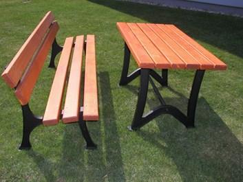Zahradní stůl Park