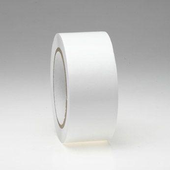 Podlahová páska Bílá