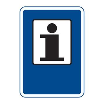 Dopravní značka IJ5 - Informace