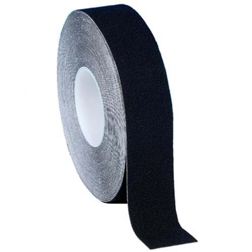 Samolepicí protiskluzová páska černá 25mm x 18m