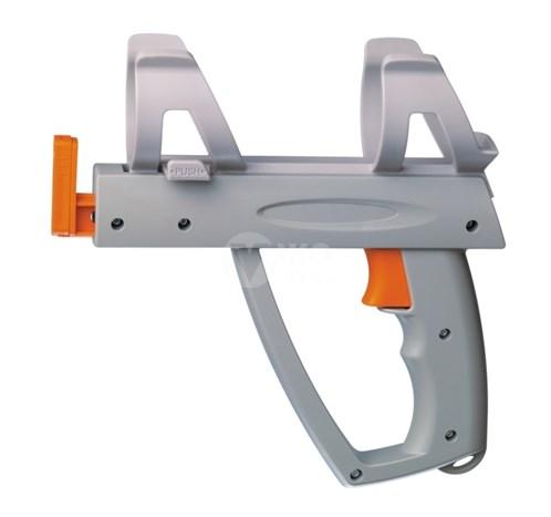 Pistolový držák pro pohodlnou aplikaci značkovacích barev