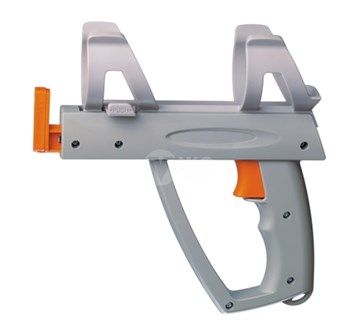 Pistolový držák na ruční aplikaci sprejů