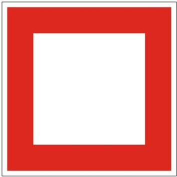 Plavební znak C4 - Omezení v plavbě, s nimiž je nutno se seznámit - INFORMUJTE SE